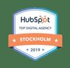 Hubspot Top Digital Agency Stockholm-2019-01